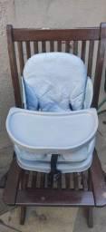 Cadeirinha para refeição infantil portátil