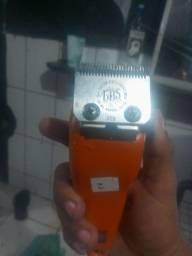 Maquina de cortar cabelo profissional gbs zero