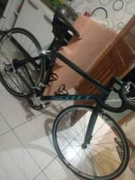 bicicleta fibra de carbono