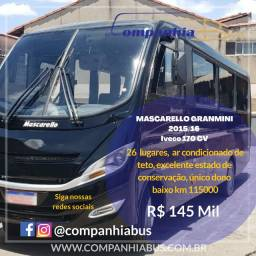 Microônibus Mascarello Granmini 2016