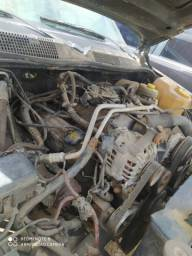Motor Jeep Grand Cherokee completo