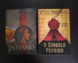 Título do anúncio: Livro Símbolo Perdido e Inferno