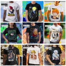 Camisetas | Fazemos QUALQUER estampa