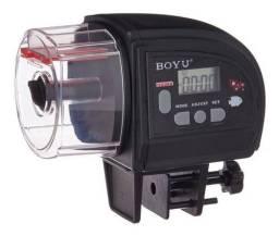 Alimentador automatico Boyu para aquario ((( Novo na caixa )))