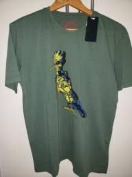 kit 9 camisetas originais reserva