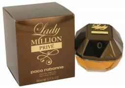 Perfume Lady Million Privé Edp 80 Ml - Original Lacrado