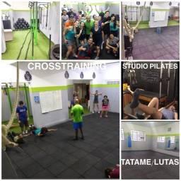 Vendo Academia de Crosstraining, Lutas, Studio de Pilates e Cafeteria. Vila Mariana