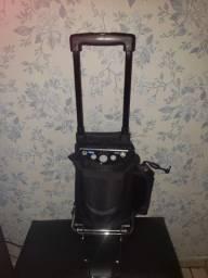 Concentrador de Oxigênio Portátil Invacare xpo2 12× R$195,00