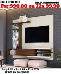 Descontasso Maringa - Painel de televisão até 55 Polegada Grande Super Lindo - Embalado