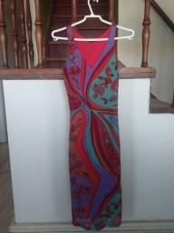 Lote de 6 vestidos (tamanho P)