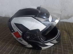 Viseira de capacete