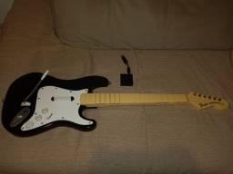 Guitarra Fender Stratocaster do Rockband