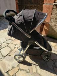 Carrinho Recaro Performance Denali Luxury Stroller Onyx