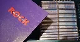 As Feras do Rock coleção com 60 CDs