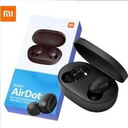 Promoção Fone e Ouvido Sem Fio Bluetooth Redmi Airdots Xiaomi TWS Bluetooth