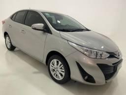 Título do anúncio: Toyota Yaris Sedan 1.5 XL Plus Tech CVT (Flex)