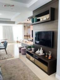Apartamento com 3 dormitórios à venda, 115 m² por R$ 1.490.000 - Centro - Balneário Cambor