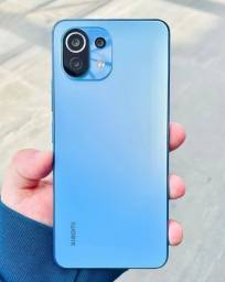 Xiaomi Mi 11 5G Azul 128gb/8gb NFC Novo na Caixa