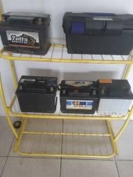 Baterias seminovas