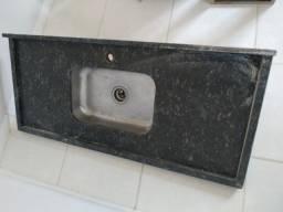 Pia de cozinha + lavatório banheiro + tanque + nicho