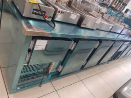 Balcão refrigerado duplo 3mts-Vendedor Ivanor