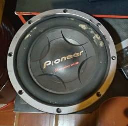 Auto falante 12 polegadas Pioneer Champions series