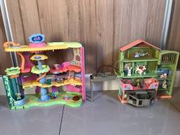 Kit de brinquedos da Barbie