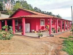 Chácara com vista deslumbrante, 03 dormitórios, piscina, bairro excelente - Pinhalzinho/SP