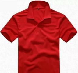 Camisetas Personalizadas, Bordadas com sua Logo Marca