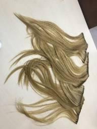 Cabelo humano para mega hair