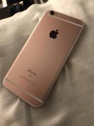 IPhone 6s Rosa impecável
