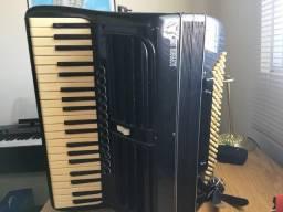 Vendo lindo acordeon Soprani 120 baixos