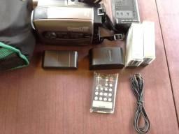Fiilmadora JVC Mini VHS
