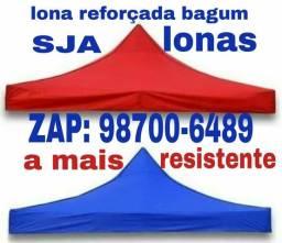 Lona reforcada impermeável bagum aceitamos cartão ZAP 987006489