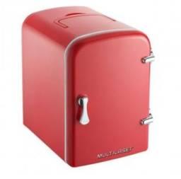 Mini geladeira retrô Multilaser