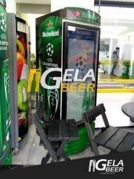 Freezer equipamento para bar