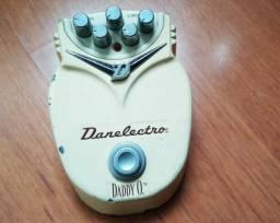Pedal Danelectro Daddy O - efeito Overdrive Vintage