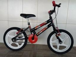 Bicicleta aro 16 nova homem de ferro