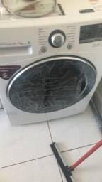 Maquina de lavar e secar LG 220