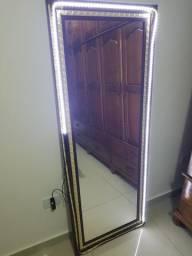 Espelho com led r$100,00