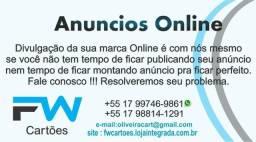 Anúncio online