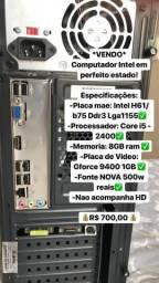 Computador i5 com PLACA DE VIDEO GFORCE