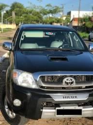 Toyota Hilux 3.0 automática, 4x4 - 2011