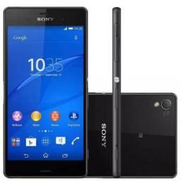 Vendemos Sony Z3 modelo D6633 e aceitamos seu usado na troca!!!
