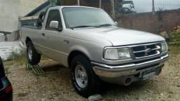 FORD RANGER 1995/1995 4.0 XL 4X2 CS V6 12V GASOLINA 2P MANUAL - 1995