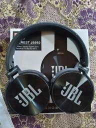 Fone De Ouvido Jbl Jb950 Super Bass Bluetooth Headphone Estéreo