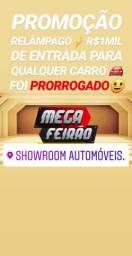 Recuse IMITAÇÕES!! R$1MIL DE ENTRADA MESMO SÓ AQUI NA SHOWROOM AUTOMÓVEIS