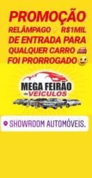 Recuse IMITAÇÕES!! R$1MIL DE ENTRADA MESMO SÓ AQUI NA SHOWROOM AUTOMÓVEIS - 2017