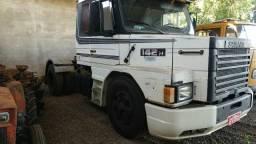 Scania 87 142 v8 6 pneus novos. - 1987