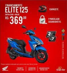 Motos Honda Elite 125 - 2019